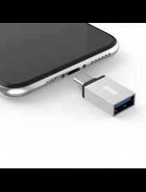 EZRA OC05 переходник OTG (гнездо USB 3.0 - штекер TYPE-C)