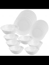 (105214) Набор столовый 19 предметов 19-0037