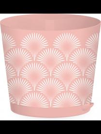 (101821) ING47020РС Горшок для цветов Easy Grow D 200 4 л Розовый сад