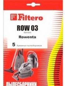 Пылесборник Filtero ROW 03 Standard