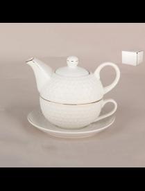 (105916) 28503 Набор чайный Снежная королева 1/3 28503