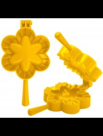 """(105006) Форма для равиоли и пончиков """"Цветок"""" D10см VL80-255"""