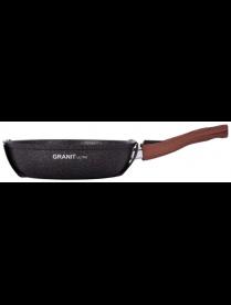 """Сковорода 240мм со съемной ручкой, АП линия """"Granit ultra"""" (original) сго242а"""