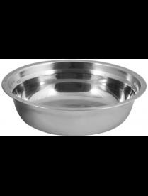 003275 Миска Bowl-25, объем 2,3 л, с расширенными краями, из нерж стали, зеркальная полировка, 25 см