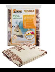 004516 Чехол для глад доски (ткань+войлок), 130x48 см