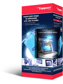 Topperr 3024 Pro Набор для TFT/LCD/PLASMA, активная пена (E)