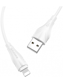 Кабель USB BOROFONE для Apple 8-pin BX18 Optimal 2м
