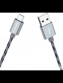 Кабель USB BOROFONE для micro USB BX24 Ring 1м