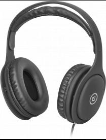 DEFENDER Tune 125 черный, кабель 2 м 63125