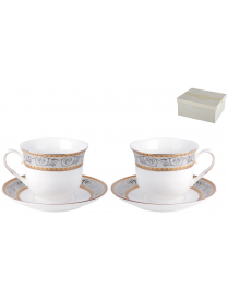 Набор чайный 2/4 Патио ф.классическая 200 мл, п/уп NKY04-G05