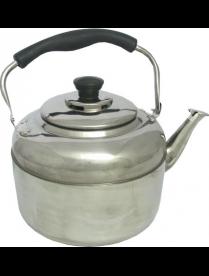 Чайник 3,0л нерж под/упак AST-002-ЧБ-30