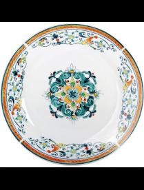 (105871) YQ1936 Тарелка десертная 20см Средиземноморский бриз