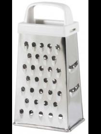 004751 Тёрка четырехгранная KT1145-A (жесть, пластмасса, размер:17см)