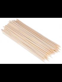 437-209 VETTA Шпажки-шампуры 90шт, бамбук, 20см, d 3мм