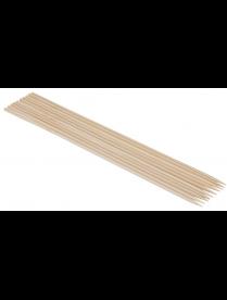 437-210 VETTA Шпажки-шампуры 90шт, бамбук, 15см, d 3мм