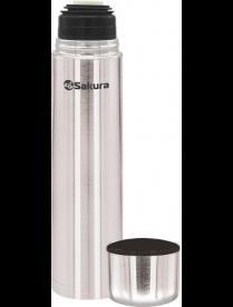 Sakura TH-01-750S (0,75) с кнопкой серебр