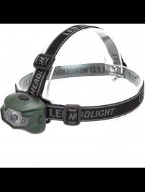 Следопыт ST-FLG03 фонарь налобный