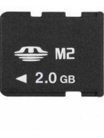 MEMORY STICK 2 Gb Micro M2 + USB