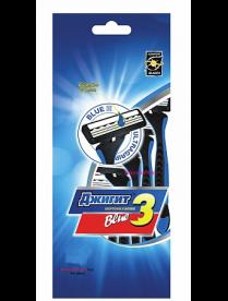 Станки одноразовые Джигит3 Blue 3лез 5шт 3036/100 DJGIT000004