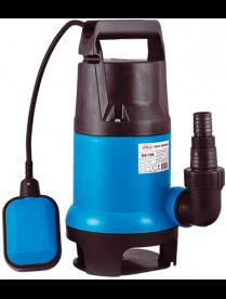 JEMIX Насос фекальный GS-400 (400 Вт, 7,5 м3/ч, диам.всасываемых частиц 35 мм, напор 5 м)