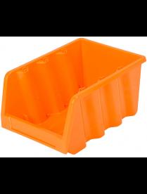 Лоток для метизов 230х160х120мм Оранжевый М2977