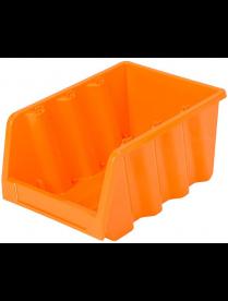Лоток для метизов 390х240х180мм Оранжевый М2978