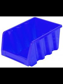 Лоток для метизов 390х240х180мм Синий М2978