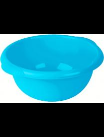 Таз 16,0л круглый Голубой М2507