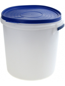 (009564) Бак 45л пищевой с герметичной крышкой