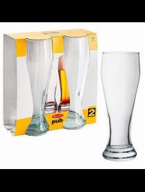 (022954) Набор бокалов Паб для пива Паб 2шт. 665мл 42756 (8) 42756Бор