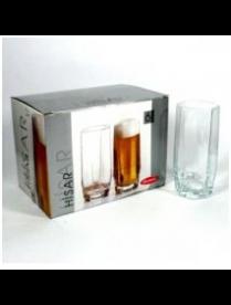 (001751) Набор стаканов HISAR 6 шт. 330 мл (коктейль) 42857B 42857B