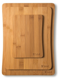 Доска разделочная TalleR TR-52216 набор 3 пр. 52216