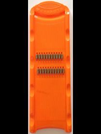 (107214) Терка для корейской моркови арт. ТК-1 (275х87х16)