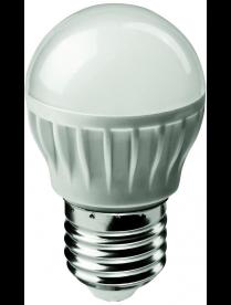 (080955) Лампа ОНЛАЙТ OLL-G45-8-230-2.7K-E27 71626 71 626