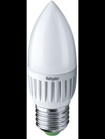 (080952) Лампа светодиодная 71 630 OLL-C37-6-230-2.7K-E27-FR ОНЛАЙТ 4670004716304
