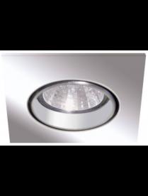 (007029) Светильник 2769 квадрат хром (лампа MR-11) 2769