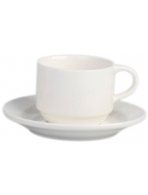 Кофейная пара JEWEL Гранд 110мл (фарфор) ПКРФ0011