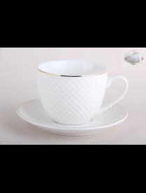 Набор чайный 1/2 Даймонд 200мл. п/уп TC69E-2P