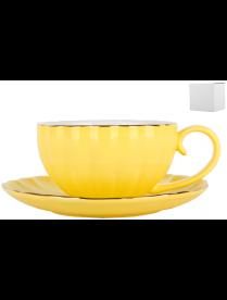 Набор чайный 1/2 Солнечный луч ф.круг 280мл ZL09782-2