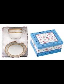 Набор чайный 2 предмета в подар. упак. 702-062