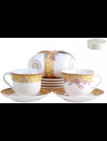 Набор чайный 6/12 Белла ф.классическая 200мл.п/уп NKY12-G13