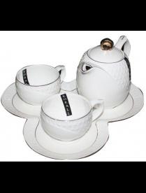 Набор для чая 2/4 Сн.королева MВ0121-А