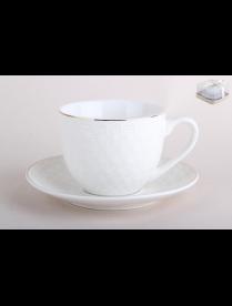 Набор чайный 1/2 Снежная королева 200мл. п/уп TC69G-2P