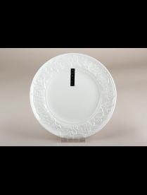 (080099) Тарелка десертная 21.8см ф.круг Зара LNZ-P0122 LNZ-P0122