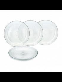 (102931) Обеденная тарелка Идиллия 25 см T 2060