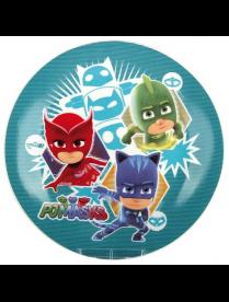 Тарелка 19см герои в масках TPHM