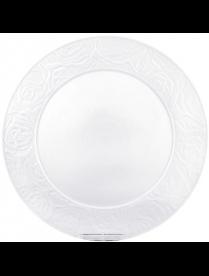 (105836) Тарелка десертная 18см Роза LTMG-P0118 LTMG-P0118