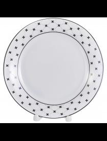 (092869) тарелка мелкая 190 (12/72) 105-03006 105-03006
