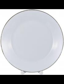(092891) тарелка мелкая 200 (12/72) 103-02057 103-02057
