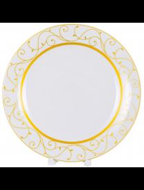 (098797) тарелка мелкая 230 105-03012 105-03012
